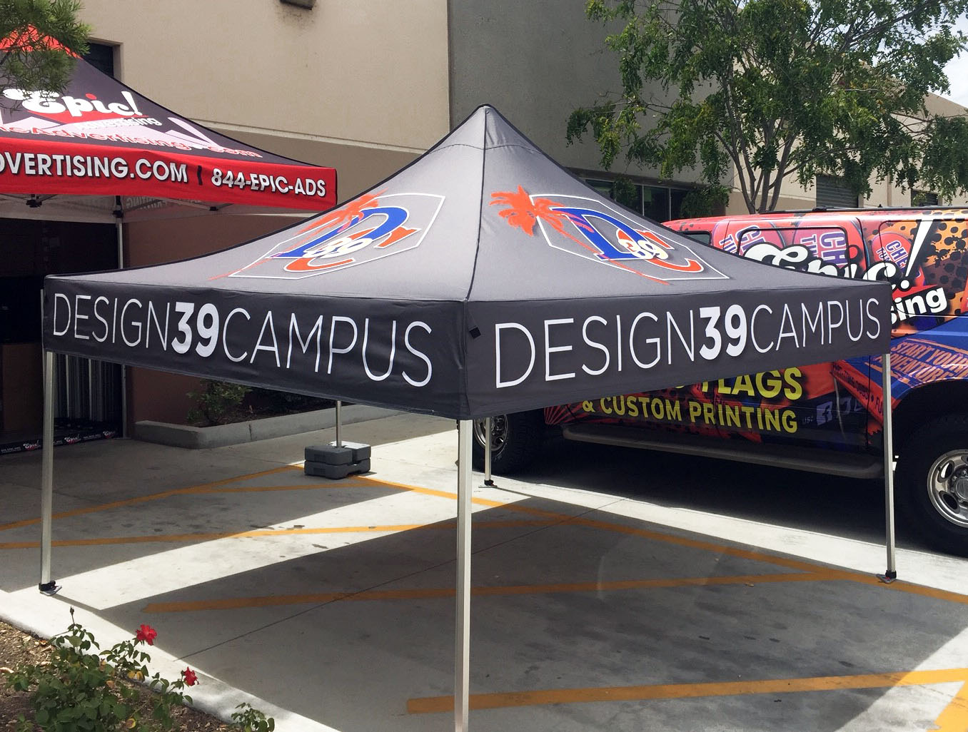 ... Click to enlarge image tent.jpg ... & Custom Event Tents | Lighthouse Advertising | (888) 810-5170
