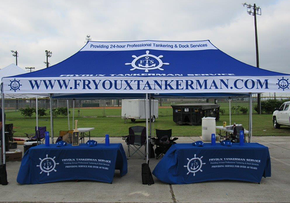Custom Event Tents | Lighthouse Advertising | (888) 810-5170