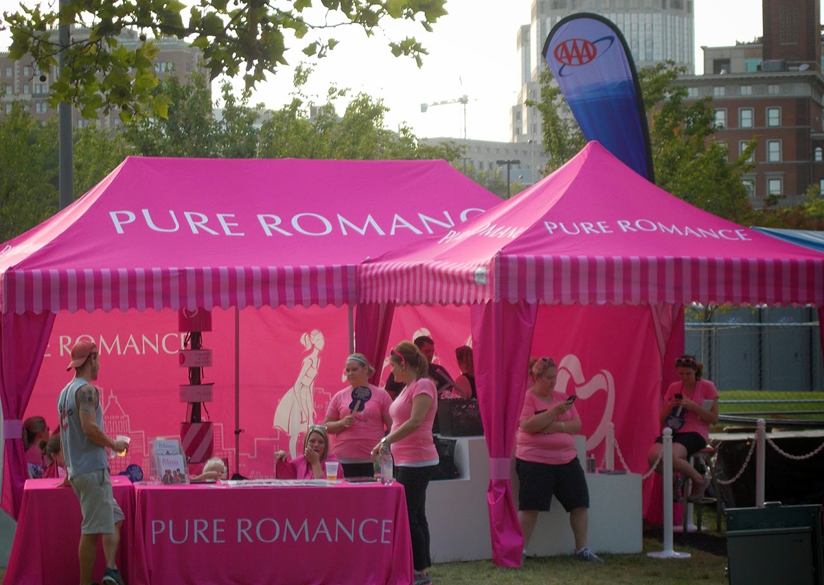 Custom Event Tents Lighthouse Advertising 888 810 5170